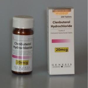 CLENBUTEROL HYDROCLORIDE