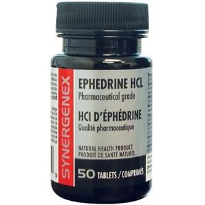 EPHEDRINE HYDROCHLORIDE