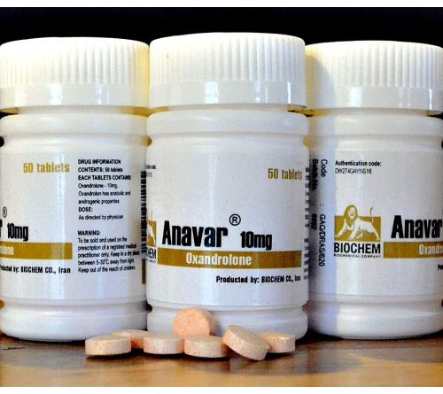 Anavar (oxandrolone) description - steroids-online.co