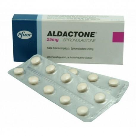 Aldactone (spironolactone) 100mg (30 pills)
