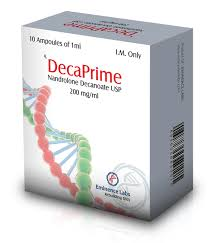 Decaprime (nandrolone decanoate) 10 ampoules (200mg/ml)