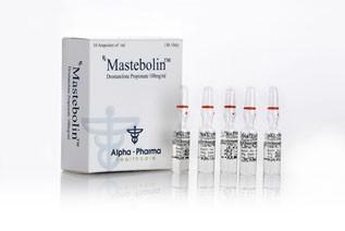 Mastebolin (drostanolone propionate) 10 ampoules (100mg/ml)
