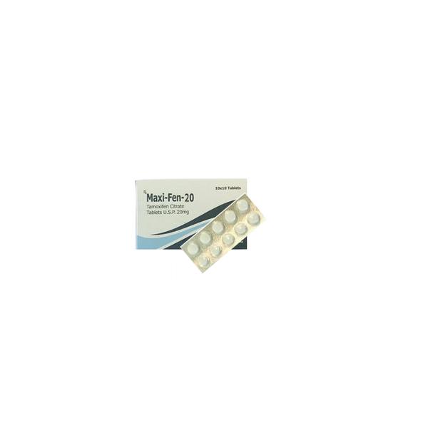 Maxi-Fen-20 (tamoxifen citrate) 20mg (100 pills)