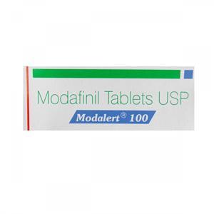Modalert 100 (modafinil) 100mg (10 pills)