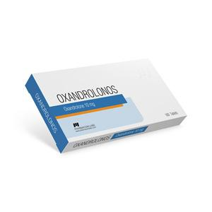 Oxandrolonos 10 (oxandrolone) 10mg (50 pills)