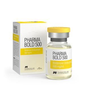 Pharma Bold 500 (boldenone undecylenate) 10ml vial (500mg/ml)