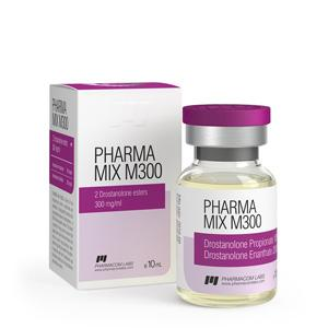 Pharma Mix M (drostanolone propionate, drostanolone enanthate) 10ml vial (300mg/ml)