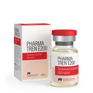 Pharma Tren E200 (trenbolone enanthate) 10ml vial (200mg/ml)