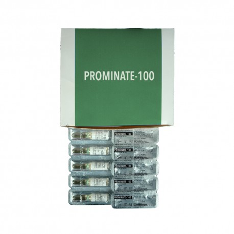 Prominate 100 (methenolone enanthate) 10 ampoules (100mg/ml)