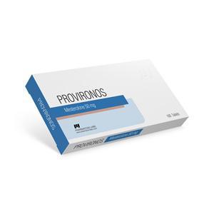 Provironos 50 (mesterolone) 50mg (50 pills)