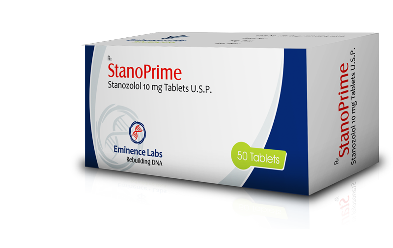 Stanoprime (stanozolol oral) 10mg (50 pills)