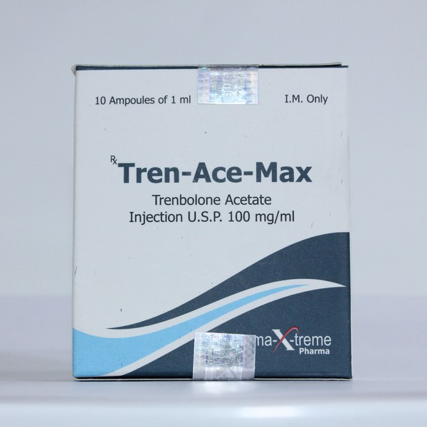 Tren-Ace-Max amp (trenbolone acetate) 10 ampoules (100mg/ml)