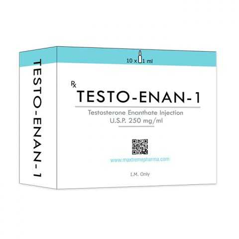 Buy Testosterone Enanthate Injection Online - Test 250 for Sale